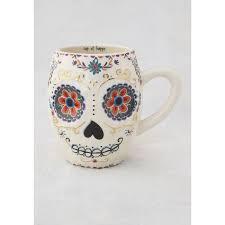 Natural Life χαρουμενη νεκροκεφαλη cup of happy