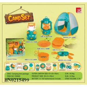 camp set for children, μικρο καμπινγκ για παιδια απο 3 ετων,