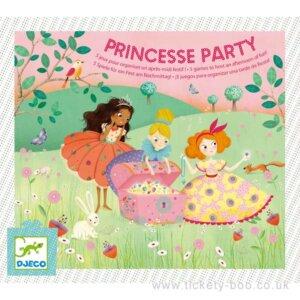 παιχνιδι για παρτυ πριγκιπισσα djeco
