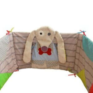 προστατευτικο για το κρεβατακι του μωρου απο την εταιρεια deglingos