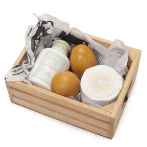 Le toy van - αυγα και γαλακτοκομικα -