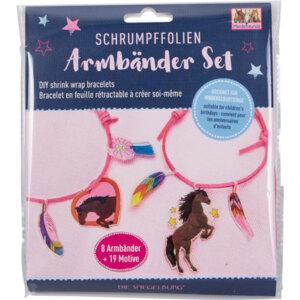 DIY - Βραχιολακια- Spiegelburg - Horse Friends -