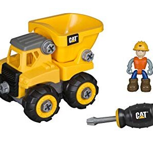 80901 2 caterpillar - dump truck
