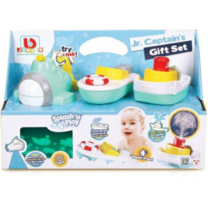 Bburago - Splash 'N Play - Jr. Captain's Gift set