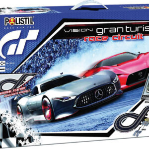 Bburago Polistil Αυτοκινητόδρομος 1/43 Slot Car Vision Gran Turismo 20/96077