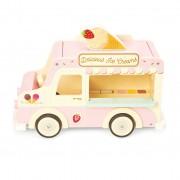 ME083 2 Le toy van ice cream van  παγωτατζιδικο