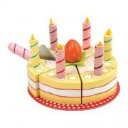 TV273 1 Τουρτα γενεθλιων Βανιλια Le toy van