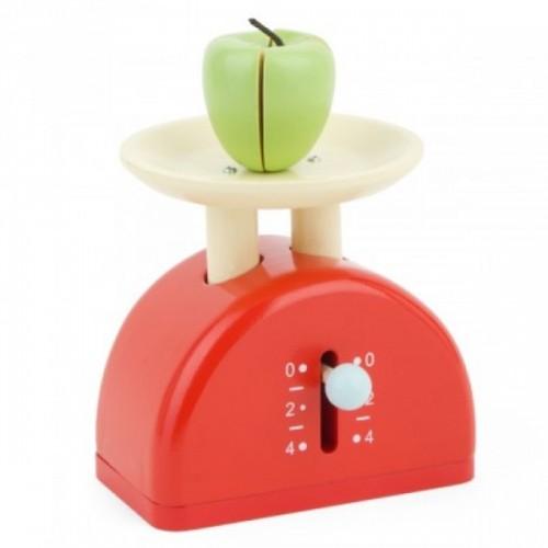 TV289 7 Le toy van -weighing scales –