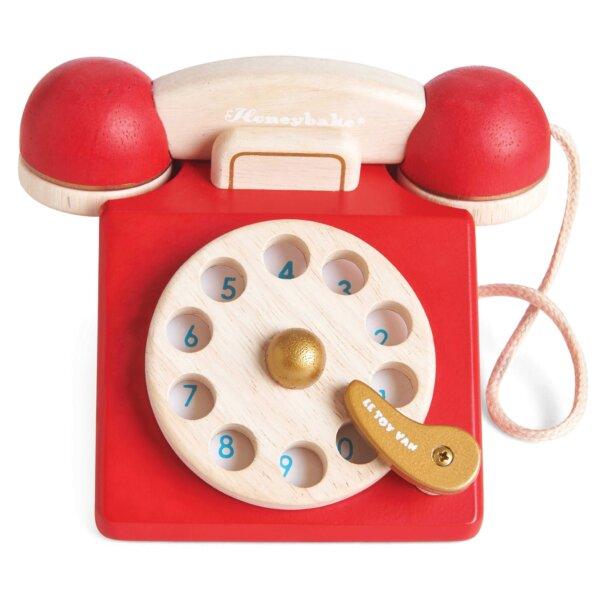 TV323 3 Le toy van – Vintage Phone – Τηλεφωνο ρετρο –