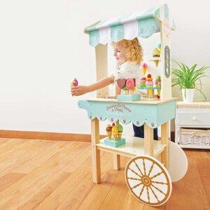 ice cream trolley- Le toy van