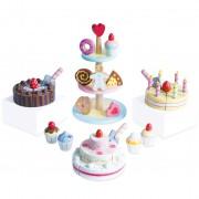 TV331 4 ξυλινα cupcakes απο την εταιρεια Le toy van