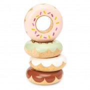 TV332 1 ξυλινα doughnuts απο την εταιρεια Le toy van