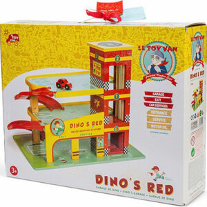 Le toy van -Dino's garage-