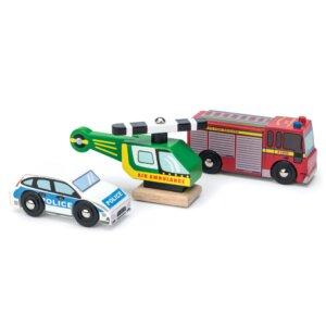Le toy van Οχηματα πρωτων βοηθειων