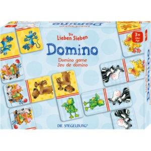 Domino- Spiegelburg - Lieben sieben-