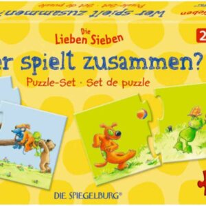 Ποιος παιζει μαζι με ποιον? Spiegelburg - Lieben sieben