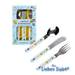 Spiegelburg - lieben sieben- σετ μαχαιροπηρουνα-