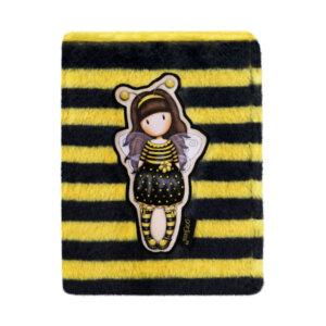 santoro gorjuss- Γουνινο Σημειοματαριο - Bee Loved -
