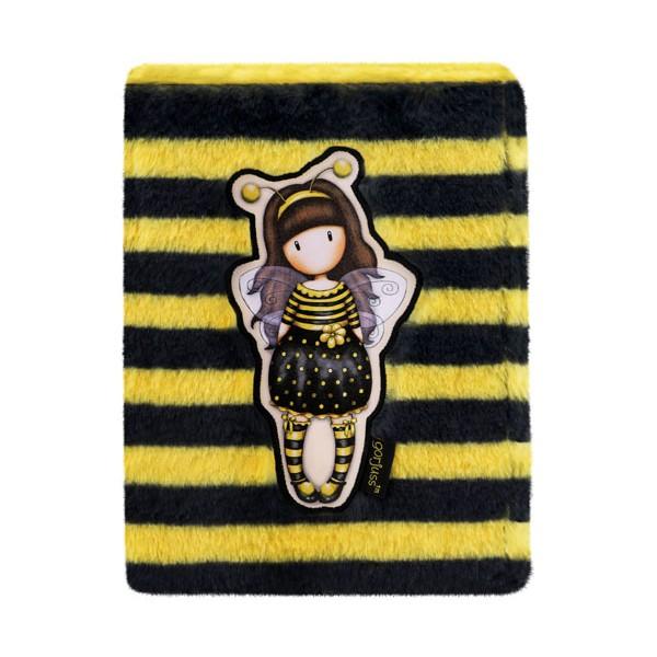 992GJ01 1 Γουνινο Σημειοματαριο santoro gorjuss- Bee Loved –