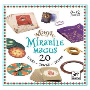 Djeco Σετ 20 τρικ μαγείας 'Ο Mirabile Μάγος' Κωδικός: 09965