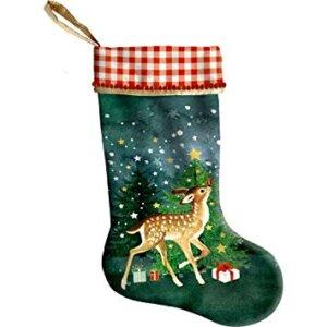 Χριστουγεννιατικη μποτα ελαφακι Spiegelburg