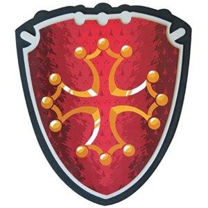 Mystery EVA Ασπίδα Σταυρός από μαλακό αφρώδες υλικό Κωδικός: 20324