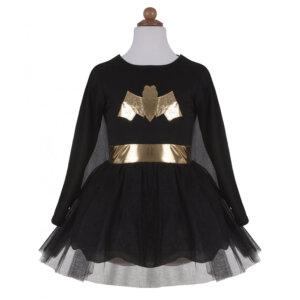 Αποκριάτικη στολή Νυχτερίδα με κάπα από την νέα σειρά της εταιρείας Great Pretenders. Ηλικία 5-6 ετών
