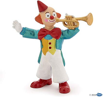 39161 1Papo Φιγούρα   'Clown'    39161
