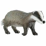 50197 2Papo  Φιγούρα   Badger  Ασβός     50197