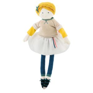 Κούκλα Πάνινη 'Mademoiselle Eglantine' Les Parisiens Moulin Roty 642513