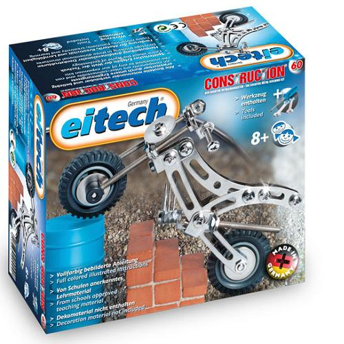 Eitech Μεταλλική κατασκευή Trial Bike, ευρωπαϊκό προϊόν κατασκευασμένο από... Κωδικός: 00060