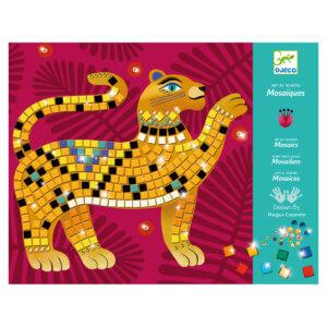 Djeco Κατασκευή Μωσαϊκό 'Ζώα της Ζούγκλας' Κωδικός: 09422
