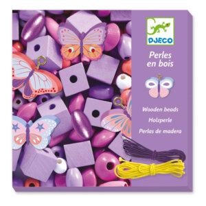 Djeco Κατασκευές Ξύλινων Κοσμημάτων Πεταλούδες' Κωδικός: 09810