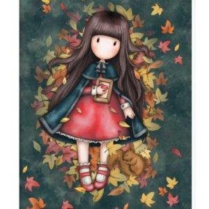 """ΤΕΤΡΑΔΙΟ GORJUSS A4 """"Autumn Leaves"""" – 1033GJ01"""