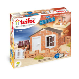 Teifoc Χτίζοντας καλοκαιρινό σπίτι 2 σχέδια Κωδικός: 4500