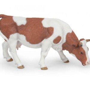 Papo Φιγούρα 'Αγελάδα Simmental σε βοσκή' Κωδ. 51147