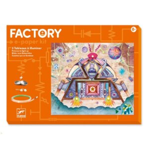 Djeco Κατασκευή Factory 'Οδύσσεια' Κωδικός: 09310