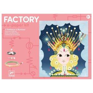 Djeco Κατασκευή Factory 'Τιάρα' Κωδικός: 09312