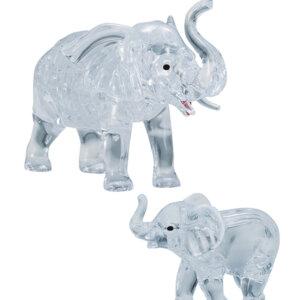 Crystal Puzzle 2 Ελέφαντες Κωδ. 90235
