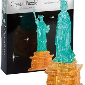 Crystal Puzzle -Το Άγαλμα της Ελευθερίας- Κωδ. 91012