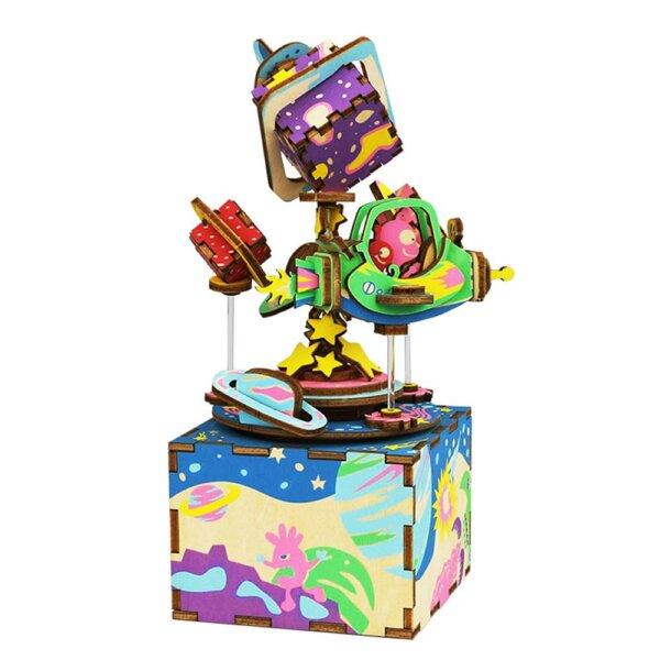 Robotime DIY Music Box The Universe Κωδ. AM403