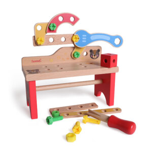 Wooden Toy Workbench iwood Κωδ. W13016