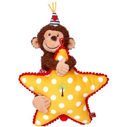 Μουσικό Αστεράκι Μαϊμού - Baby Glueck - Spiegelburg Κωδ. 16392