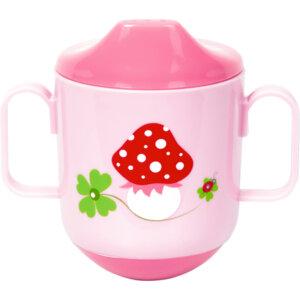 Ποτήρι ροζ Baby Glueck Spiegelburg Κωδ. 16404