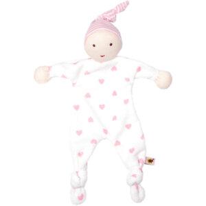 Πανάκι Αγκαλίτσας ροζ - Baby Glueck - Κωδ. 16410