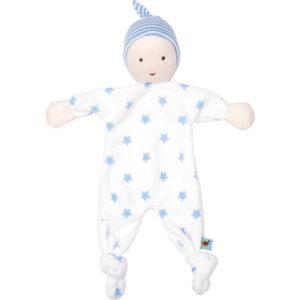 Πανάκι Αγκαλίτσας σιέλ - Baby Glueck - Κωδ. 16411