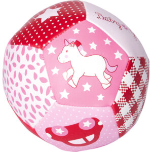 Μπάλα ροζ Baby Glueck Κωδ. 16413