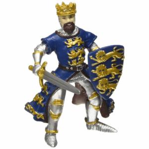 Papo Βασιλιάς Ριχάρδος (μπλε) Κωδ. 39329a