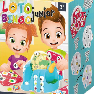 Lotto Junior Bingo Buki-5602