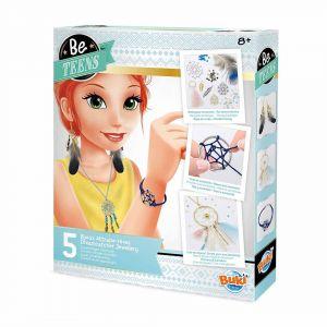 BE114 Buki Dreamcatcher Jewellery be teens Κατασκευή Ονειροπαγίδας
